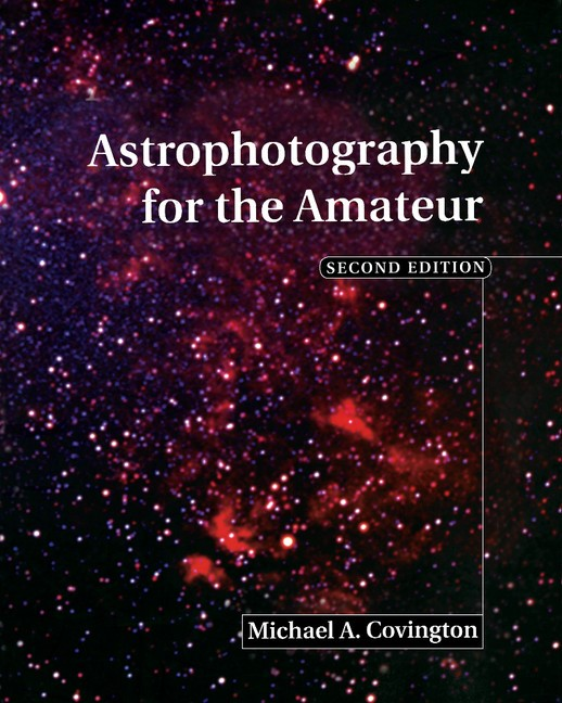 Abbildung von Covington | Astrophotography for the Amateur | 2nd edition | 1999