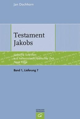 Abbildung von Dochhorn | Testament Jakobs | 2014