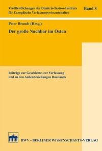 Der große Nachbar im Osten | Brandt, 2012 | Buch (Cover)