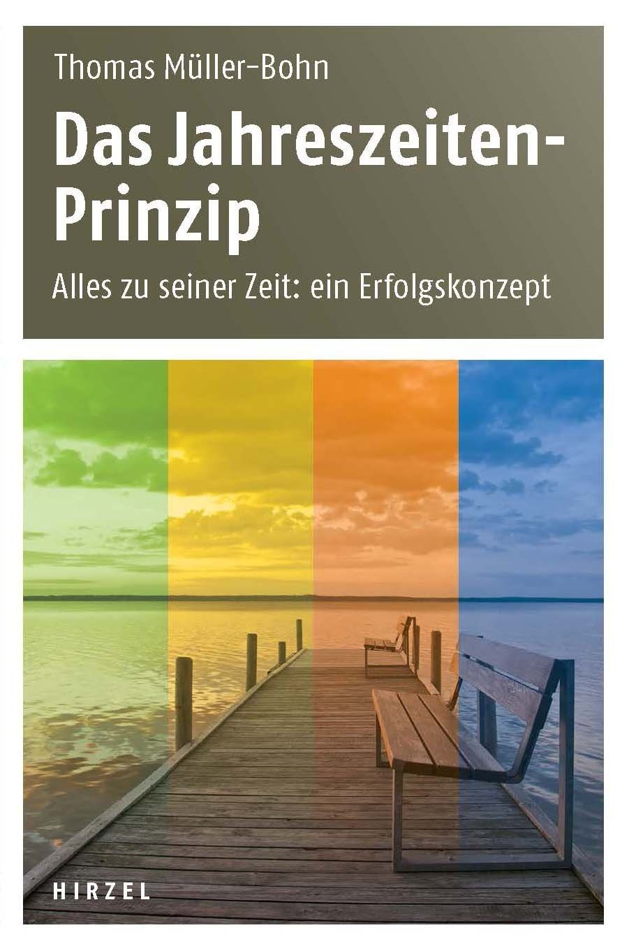 Das Jahreszeiten-Prinzip | Müller-Bohn, 2012 | Buch (Cover)