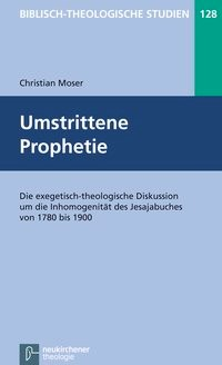 Umstrittene Prophetie | Moser, 2012 | Buch (Cover)