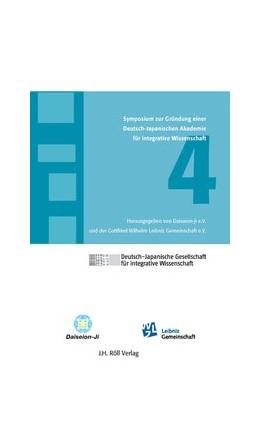 Abbildung von 4. Symposium zur Gründung einer Deutsch-Japanischen Akademie für integrative Wissenschaft | 2008