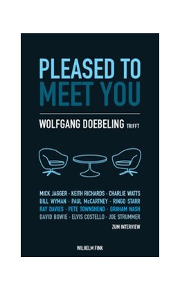 Abbildung von Doebeling | Pleased To Meet You | 1. Aufl. 2012 | 2012 | Interviews mit Musikern