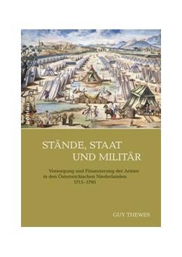 Abbildung von Thewes | Stände, Staat und Militär | 2012 | Versorgung und Finanzierung de... | 14