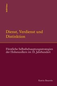 Dienst, Verdienst und Distinktion | Bourrée, 2014 | Buch (Cover)