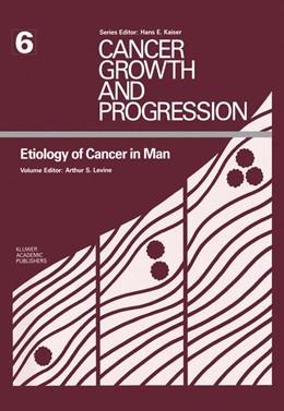 Abbildung von Levine | Etiology of Cancer in Man | 1989 | 6