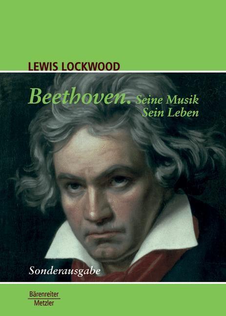 Beethoven   Lockwood   mit 20 Notenbeispielen, 2012   Buch (Cover)