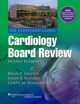 Abbildung von Griffin / Kapadia / Rimmerman   The Cleveland Clinic Cardiology Board Review   2012