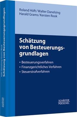 Abbildung von Höft / Danelsing / Grams / Rook   Schätzung von Besteuerungsgrundlagen   2014   Besteuerungsverfahren, Finanzg...