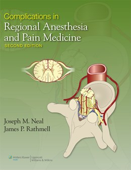 Abbildung von Rathmell / Neal | Complications in Regional Anesthesia and Pain Medicine | 2012