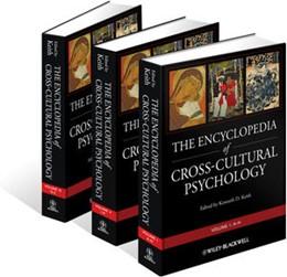 Abbildung von Keith   The Encyclopedia of Cross-Cultural Psychology   2013