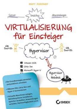 Abbildung von Portnoy | Virtualisierung für Einsteiger | 2012
