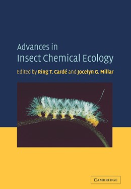 Abbildung von Cardé / Millar | Advances in Insect Chemical Ecology | 2004