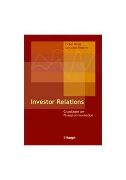 Abbildung von Porák / Fieseler | Investor Relations | 1. Auflage | 2005 | beck-shop.de
