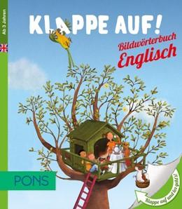 Abbildung von PONS Klappe auf! | 2012 | Bildwörterbuch Englisch