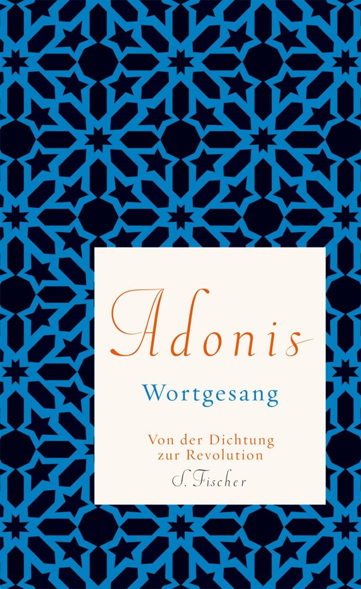 Abbildung von Adonis / Weidner   Wortgesang   2012