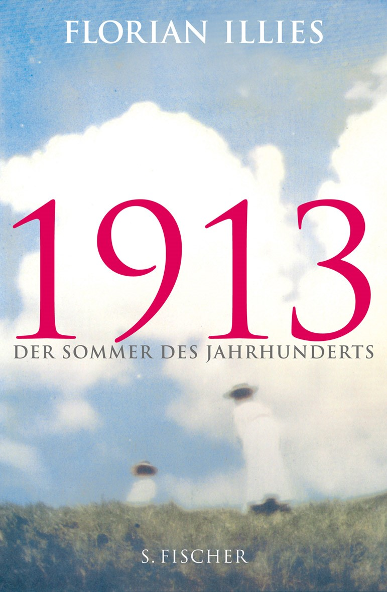 1913 | Illies, 2012 | Buch (Cover)