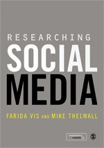 Researching Social Media | Vis / Thelwall, 2050 | Buch (Cover)