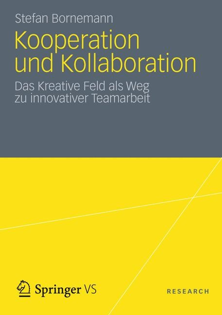 Kooperation und Kollaboration   Bornemann, 2012   Buch (Cover)
