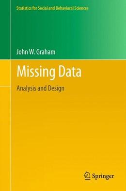 Abbildung von Graham | Missing Data | 2012 | Analysis and Design
