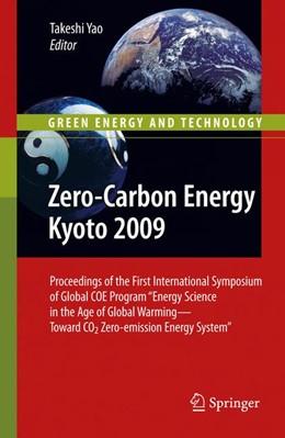 Abbildung von Yao   Zero-Carbon Energy Kyoto 2009   2012   Proceedings of the First Inter...