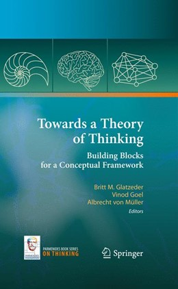 Abbildung von Glatzeder / Goel / Müller | Towards a Theory of Thinking | 2012