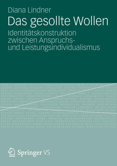 Das Gesollte Wollen | Lindner, 2012 | Buch (Cover)
