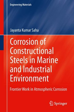 Abbildung von Saha | Corrosion of Constructional Steels in Marine and Industrial Environment | 2012 | Frontier Work in Atmospheric C...