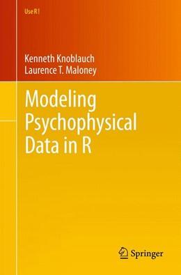 Abbildung von Knoblauch / Maloney | Modeling Psychophysical Data in R | 2012 | 32