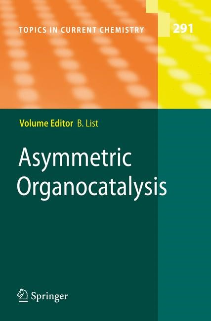 Asymmetric Organocatalysis | List, 2012 | Buch (Cover)