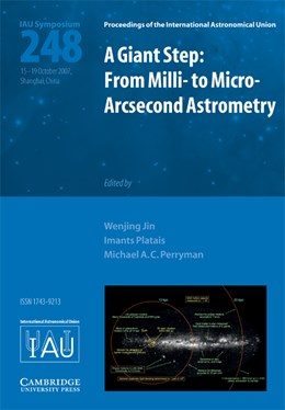 Abbildung von Jin / Platais / Perryman | A Giant Step: From Milli- to Micro- Arcsecond Astrometry (IAU S248) | 2008
