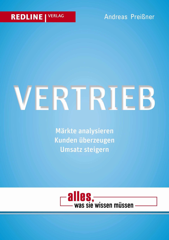 Vertrieb | Preißner, 2013 | Buch (Cover)