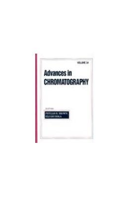 Abbildung von Brown | Advances in Chromatography | 1994 | Volume 34 | 34