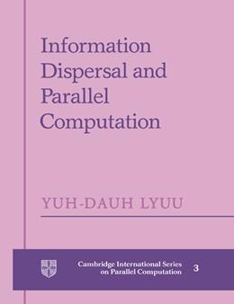 Abbildung von Lyuu | Information Dispersal and Parallel Computation | 2004 | 3