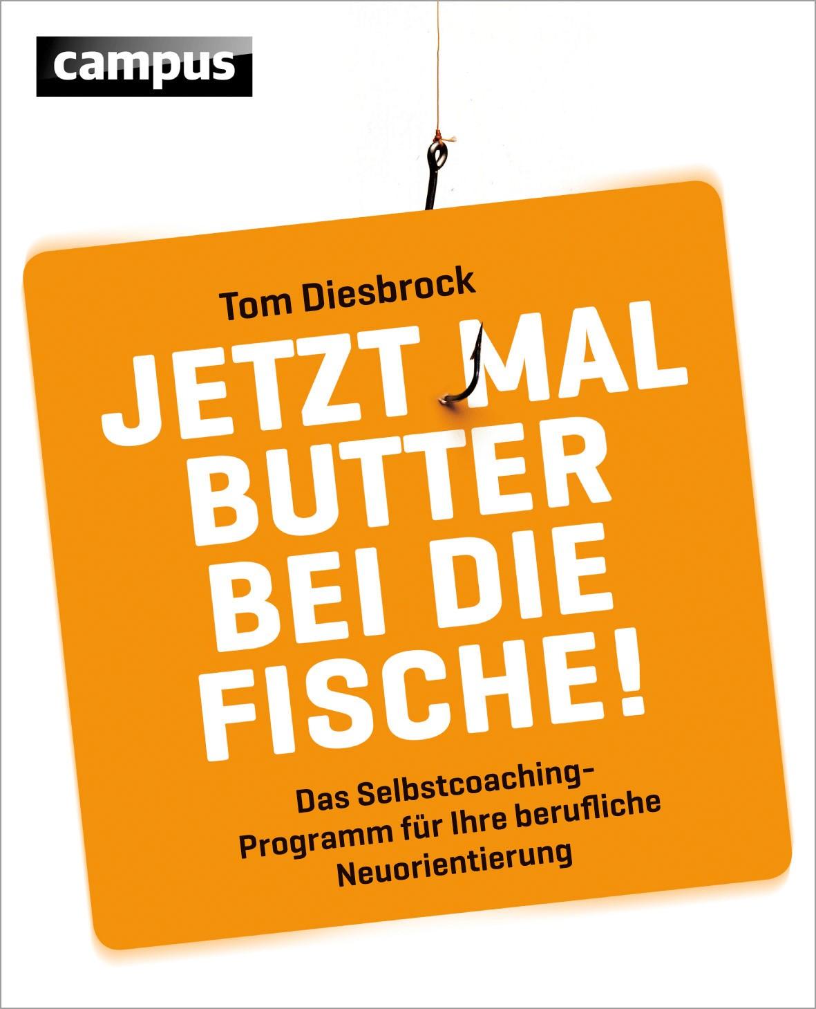 Jetzt mal Butter bei die Fische! | Diesbrock, 2012 | Buch (Cover)