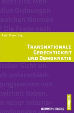 Abbildung von Niesen | Transnationale Gerechtigkeit und Demokratie | 2012 | 6