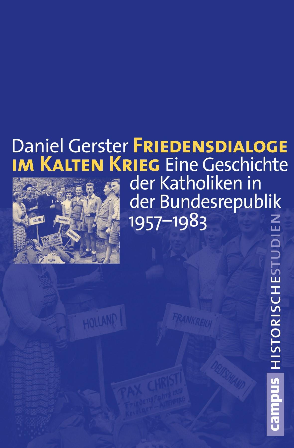 Abbildung von Gerster | Friedensdialoge im Kalten Krieg | 2012