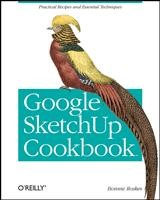 Google SketchUp Cookbook | Bonnie Roskes, 2009 | Buch (Cover)