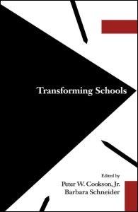 Abbildung von Cookson / Schneider   Transforming Schools   1995
