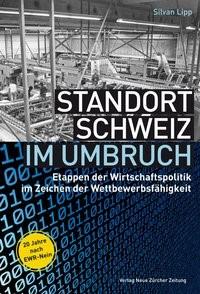 Standort Schweiz im Umbruch | Lipp, 2012 | Buch (Cover)