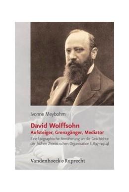 Abbildung von Meybohm | David Wolffsohn. Aufsteiger, Grenzgänger, Mediator | Aufl. | 2013 | Eine biographische Annäherung ... | Band 017