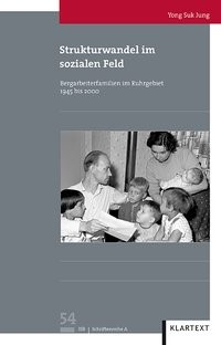 Strukturwandel im sozialen Feld | Jung, 2015 | Buch (Cover)