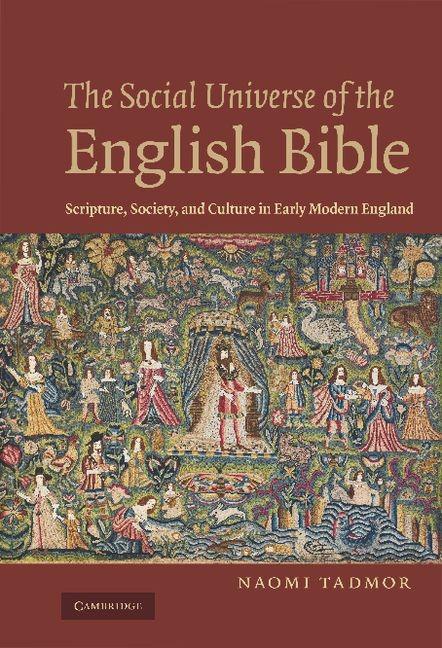 Abbildung von Tadmor | The Social Universe of the English Bible | 2010