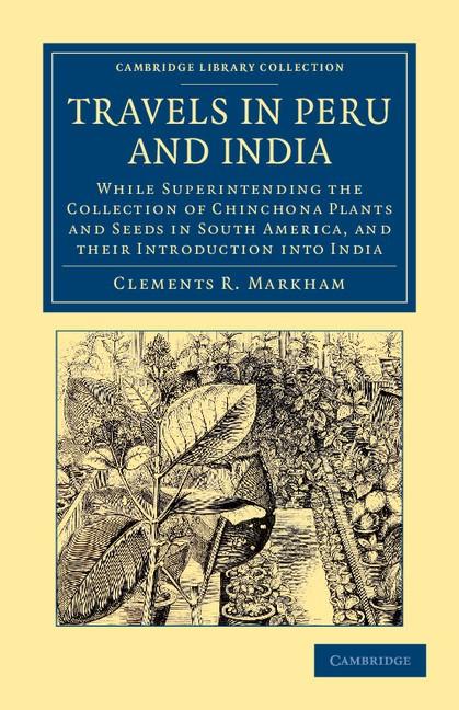 Abbildung von Markham | Travels in Peru and India | 2012