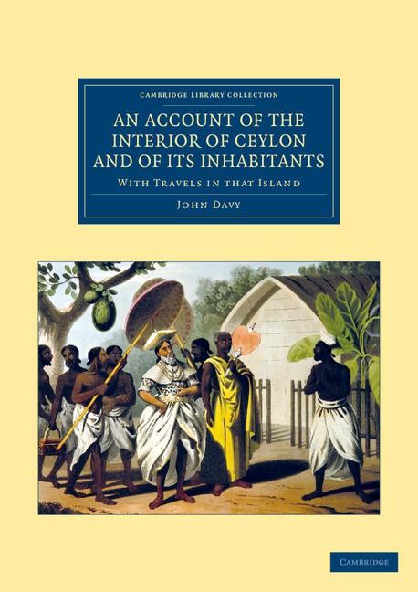 Abbildung von Davy | An Account of the Interior of Ceylon, and of its Inhabitants | 2012