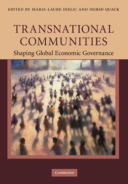 Abbildung von Djelic / Quack | Transnational Communities | 2012