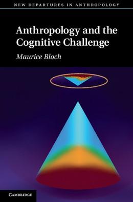 Abbildung von Bloch   Anthropology and the Cognitive Challenge   2012