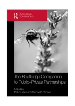 Abbildung von de Vries / Yehoue | The Routledge Companion to Public-Private Partnerships | 2013
