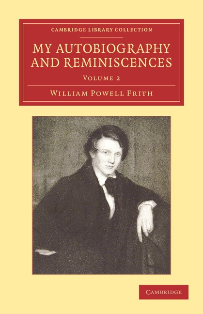 Abbildung von Frith   My Autobiography and Reminiscences   2012