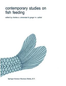 Abbildung von Simenstad / Cailliet | Contemporary Studies on Fish Feeding | 1986 | The Proceedings of GUTSHOP '84 | 7